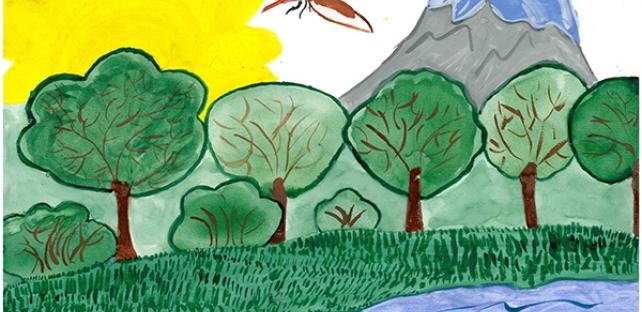 Детский литературно художественный конкурс мир заповедной природы