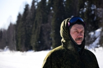 Директор Печоро-Илычского заповедника Леонид Симакин. Фото Алексей Яковлев
